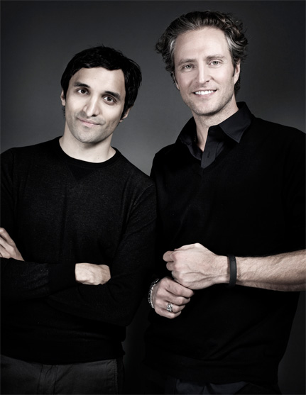 Ajaz Ahmed and Stefan Olander